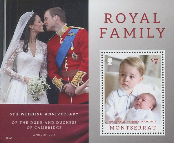 2016 Prince George & Princess Charlotte