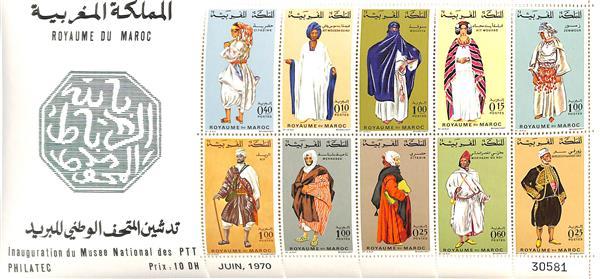 1970 Morocco
