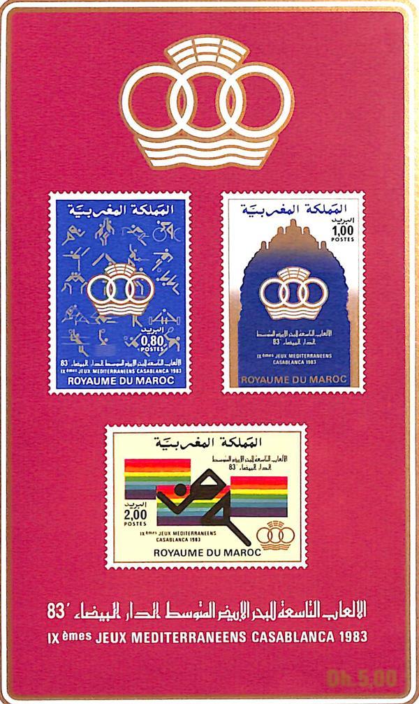 1983 Morocco
