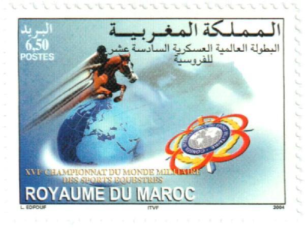2004 Morocco
