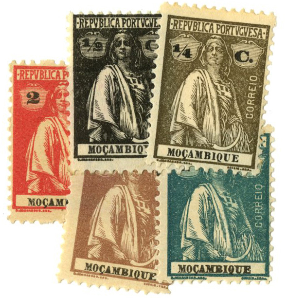 1914 Mozambique