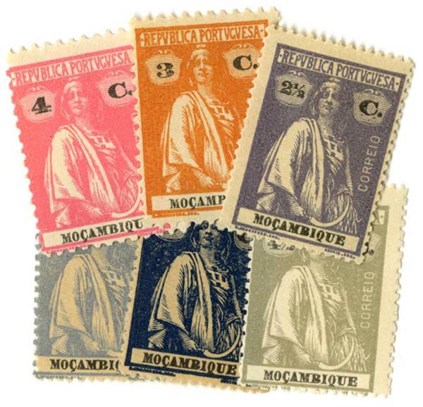1919-21 Mozambique