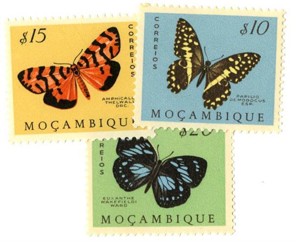 1953 Mozambique