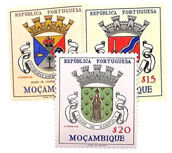 1961 Mozambique