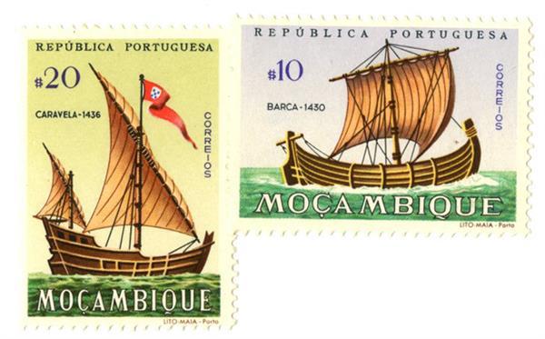 1963 Mozambique