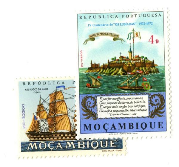 1963-72 Mozambique