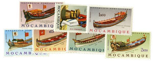 1964 Mozambique
