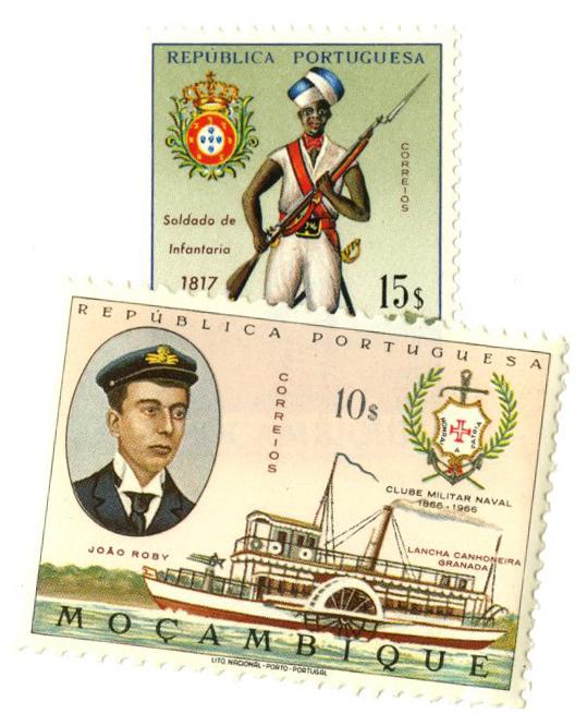 1967 Mozambique