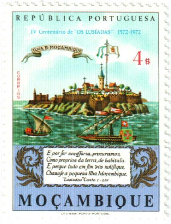 1972 Mozambique