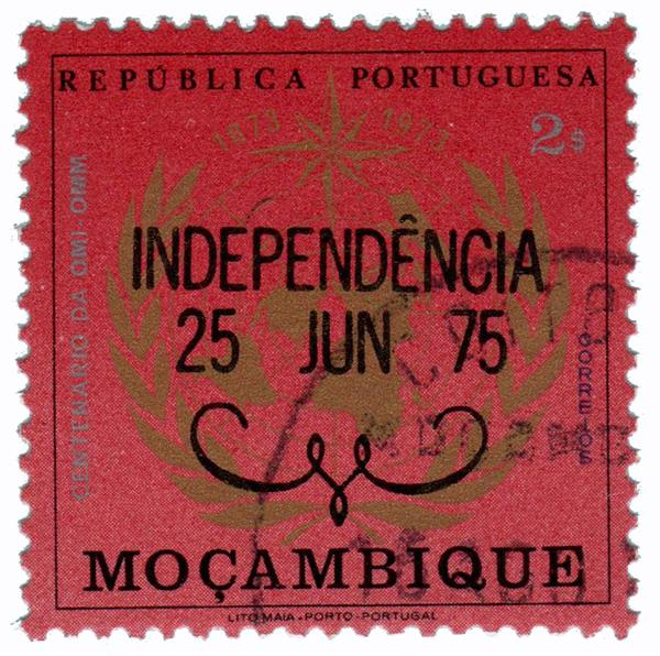 1975 Mozambique