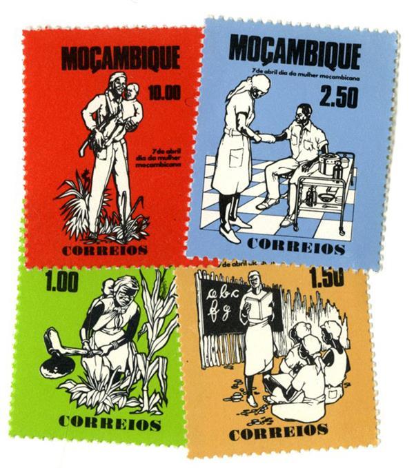 1976 Mozambique