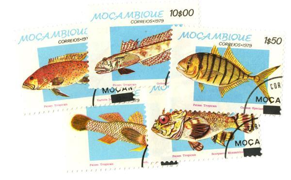 1979 Mozambique
