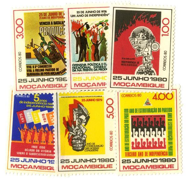 1980 Mozambique