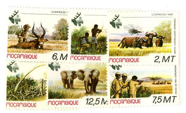 1981 Mozambique