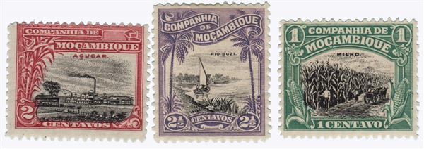1918 Mozambique Company