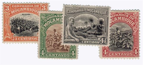1921-25 Mozambique Company