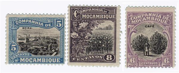 1918-25 Mozambique Company
