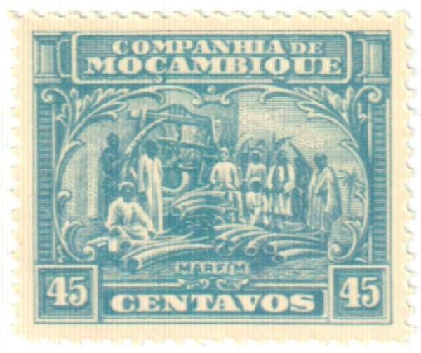 1931 Mozambique Company