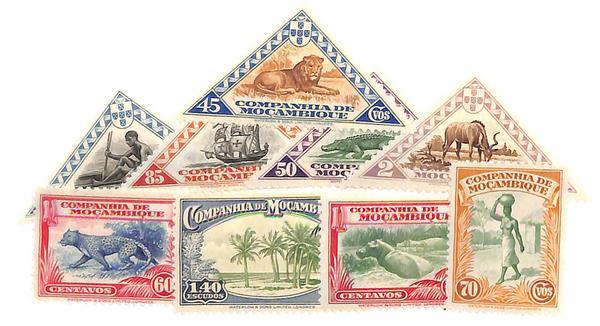 1937 Mozambique Company