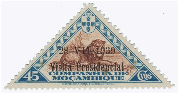 1939 Mozambique Company