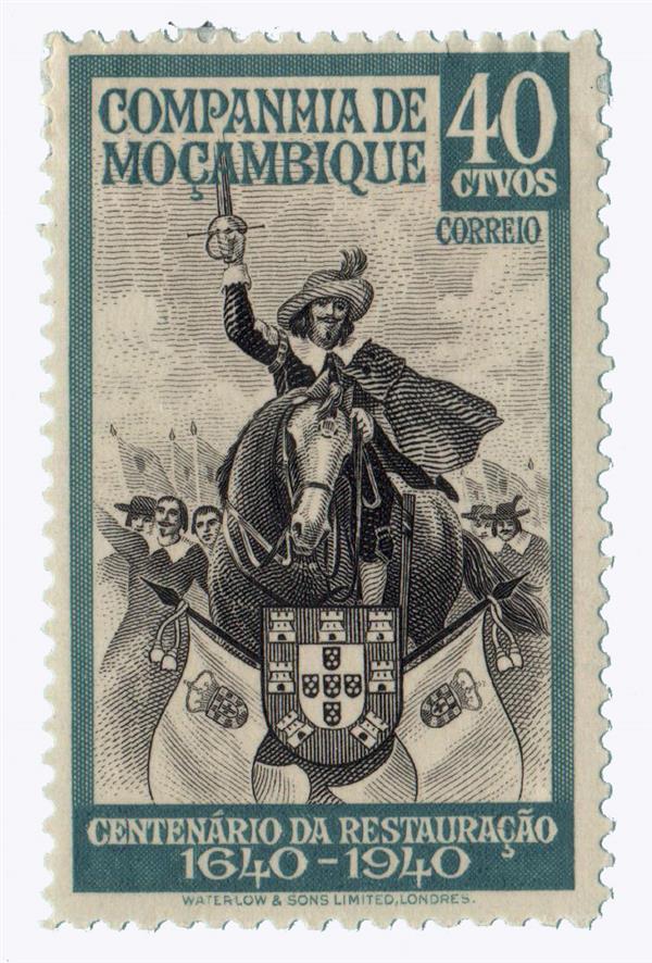1940 Mozambique Company