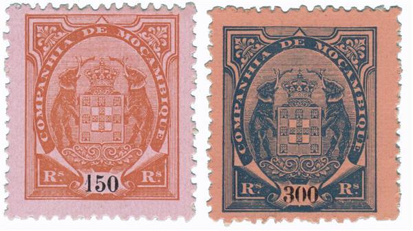 1895 Mozambique Company