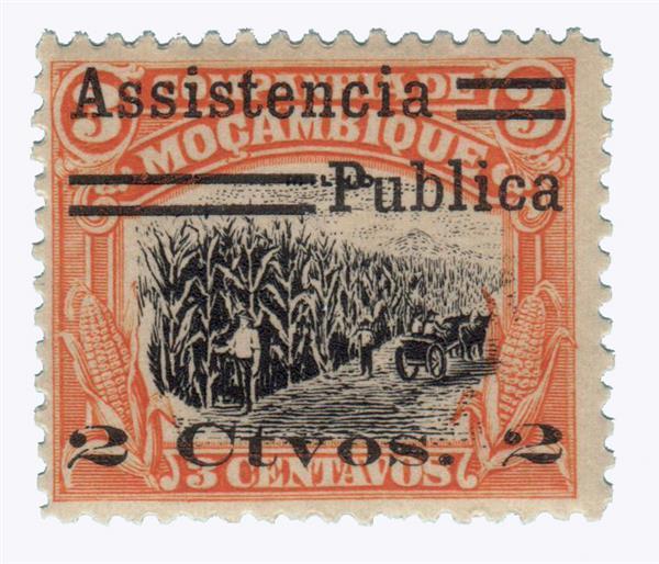 1932 Mozambique Company