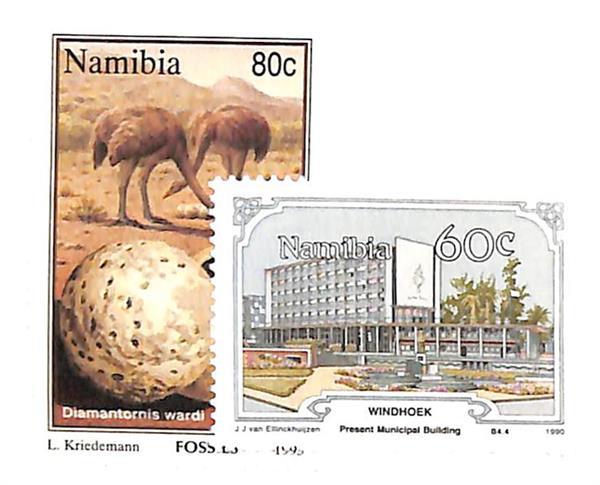 1990-96 Namibia