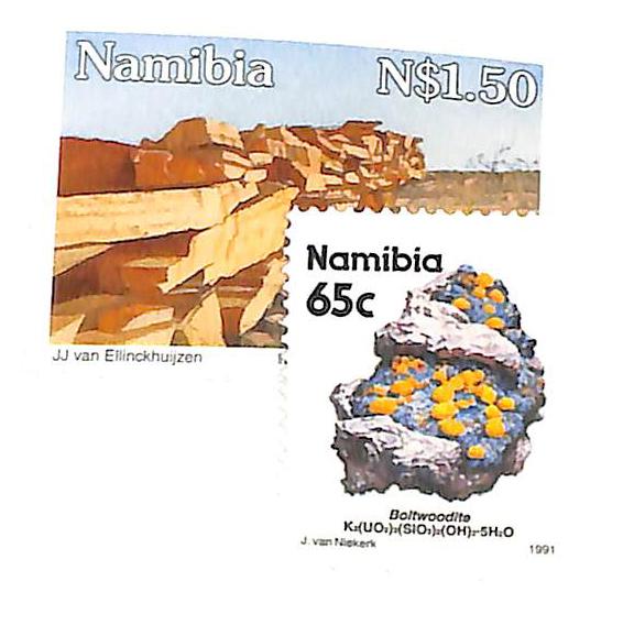 1991-97 Namibia