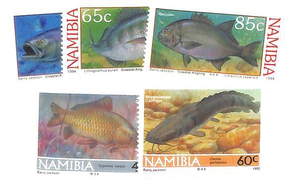 1992-94 Namibia