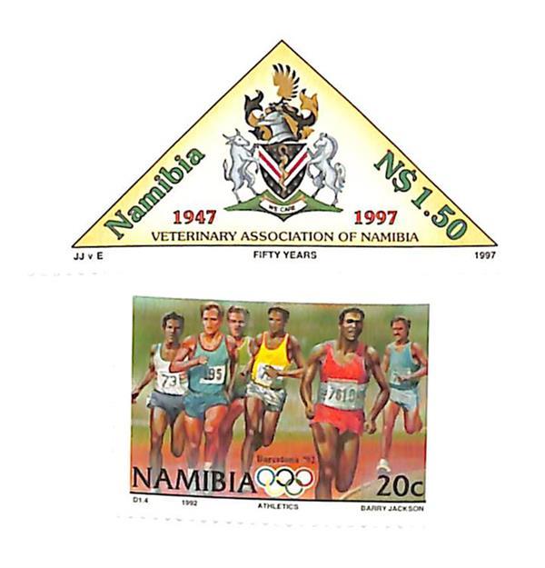 1992-97 Namibia