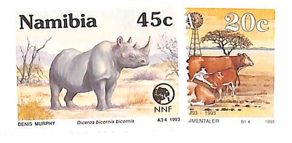 1993 Namibia