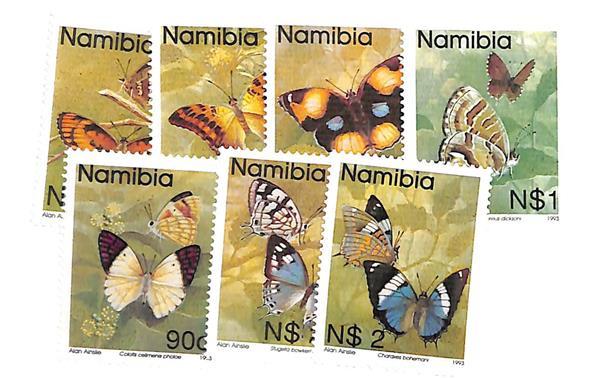 1993-94 Namibia