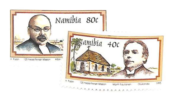 1995 Namibia
