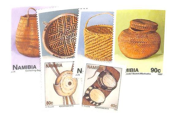 1995-97 Namibia