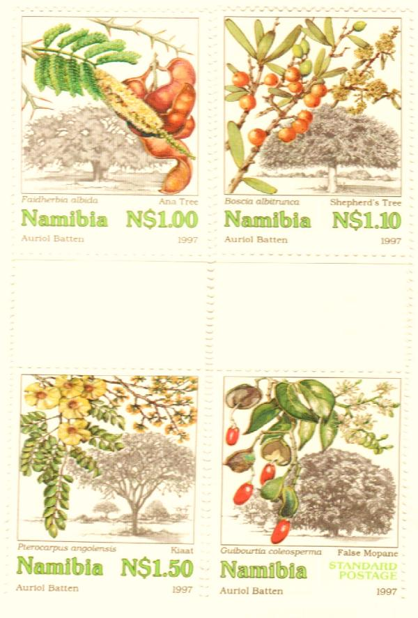 1997 Namibia