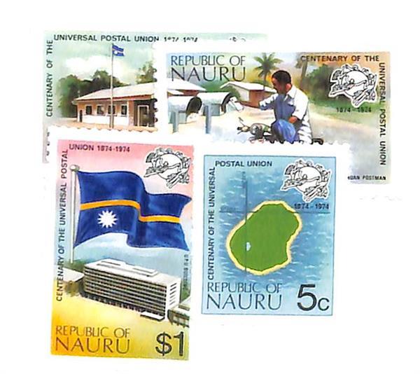 1974 Nauru