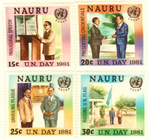1981 Nauru