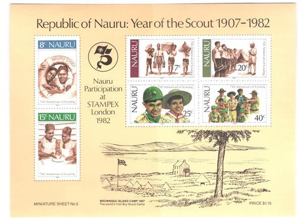 1982 Nauru
