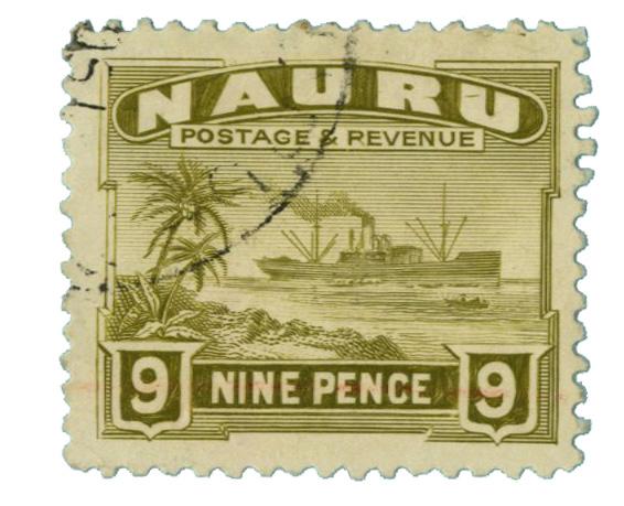 1924 Nauru