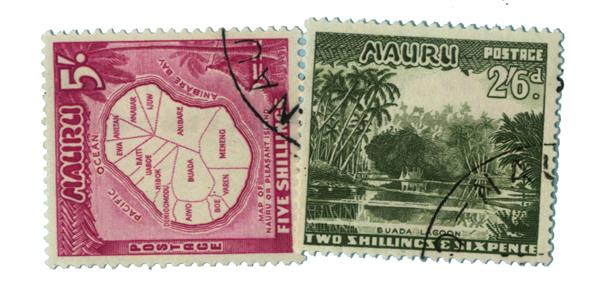 1954 Nauru