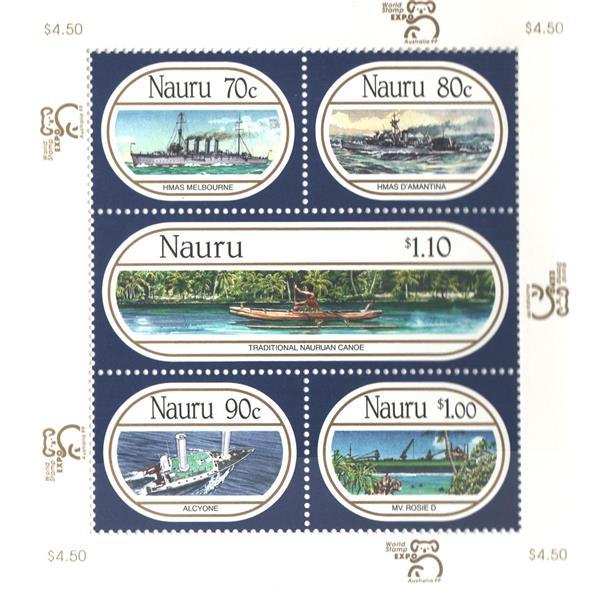 1999 Nauru