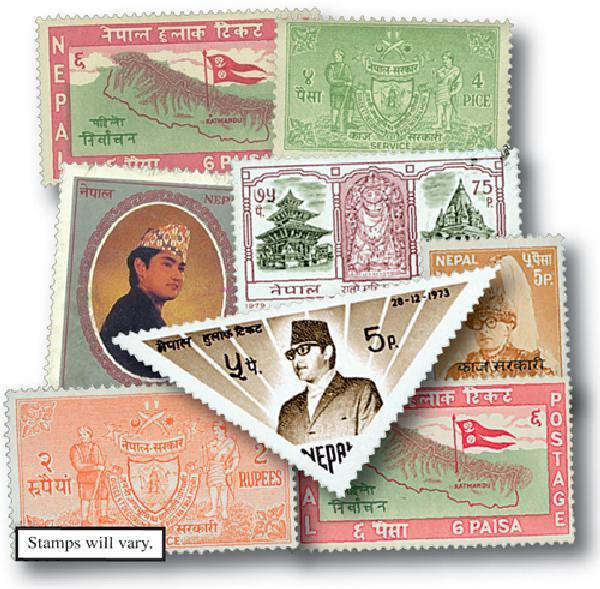 Nepal, 50v
