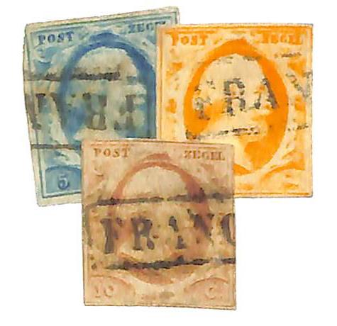 1852 Netherlands