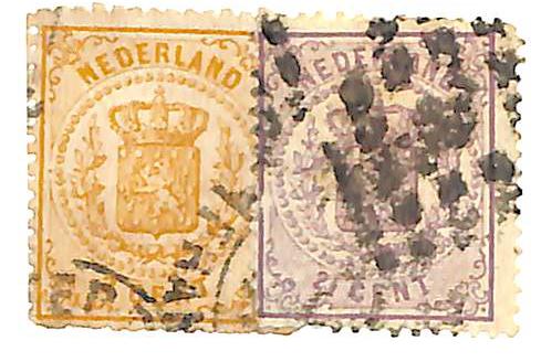 1869-70 Netherlands