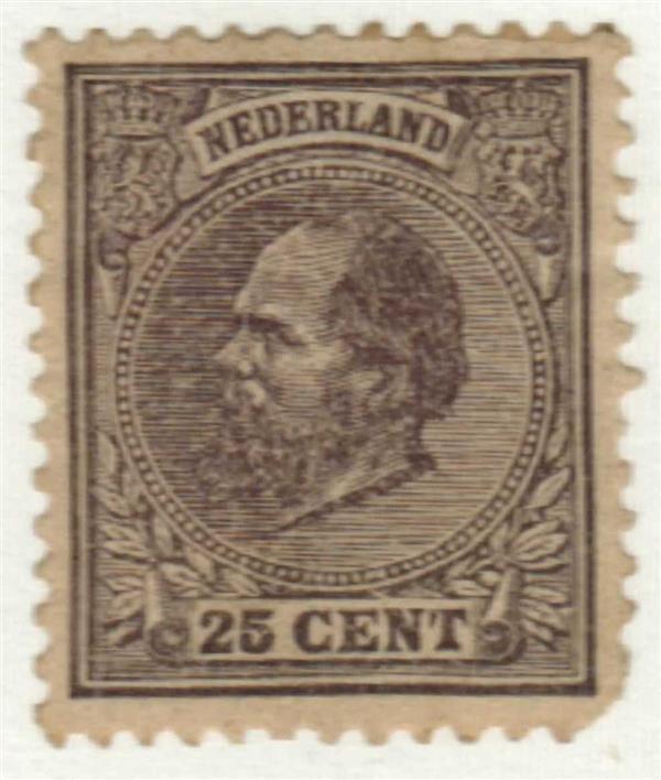 1872 Netherlands