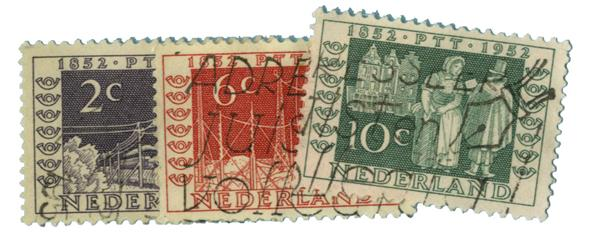 1952 Netherlands