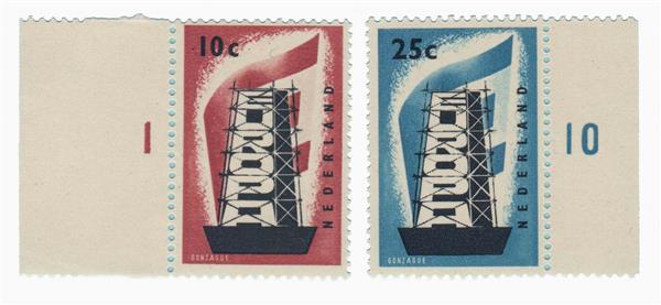 1956 Netherlands