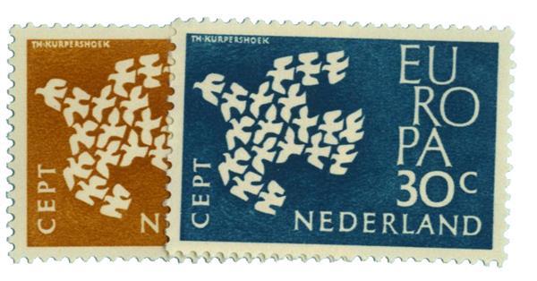 1961 Netherlands