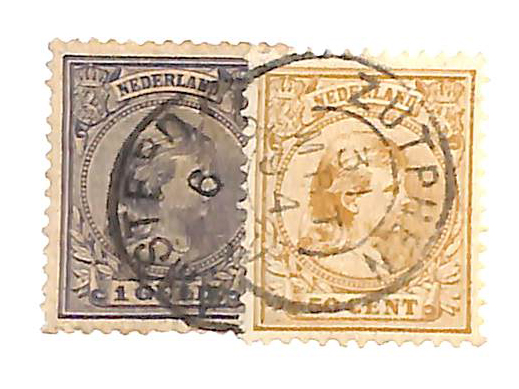 1891-94 Netherlands